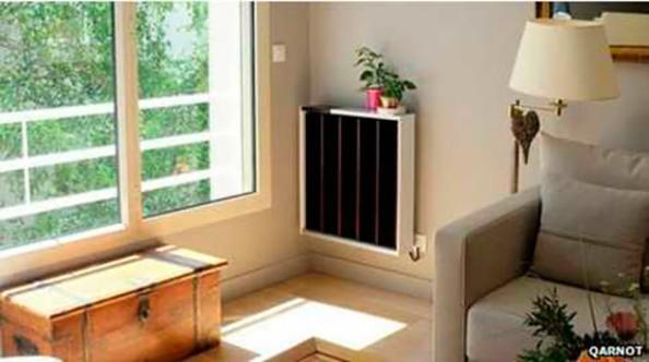 Los servidores informáticos podrían servir como radiadores en las casas.